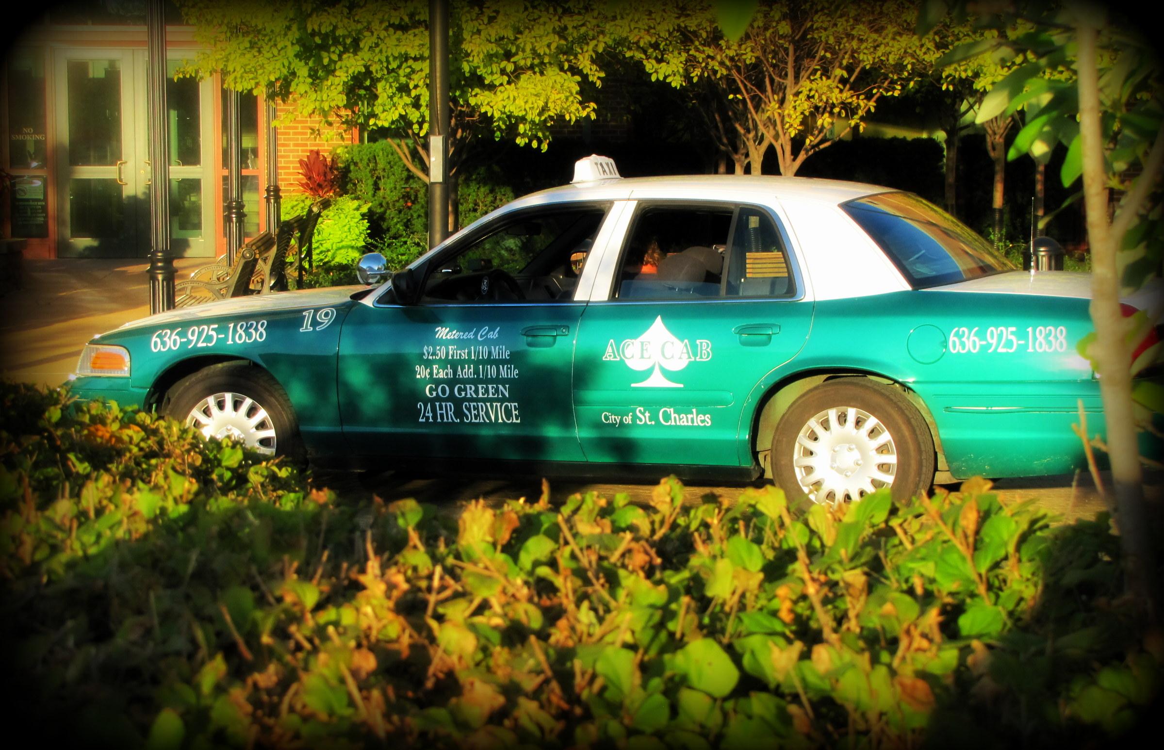 Ace Cab Online - Dispatch